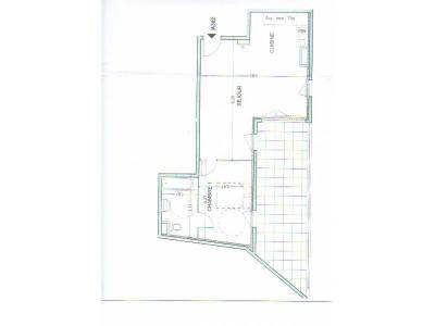 plan appartement Capelette