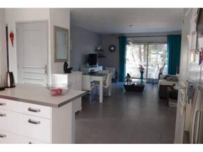 Salon+ cuisine + salle à manger