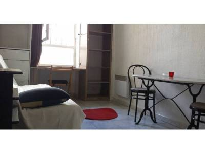 Location appartement meubl 1 pi ce 19m le rouet 8 me for Location studio meuble marseille