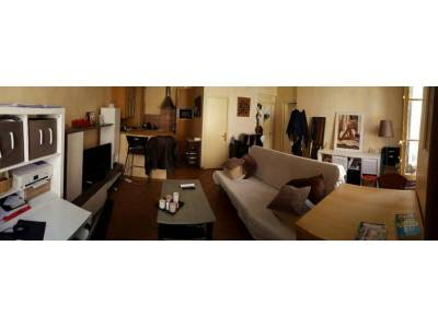 Location appartement meubl 1 pi ce 44m castellane 6 me for Location appartement meuble a marseille