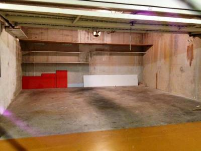 Location parking priv 25m endoume 7 me marseille ref for Location garage marseille 7eme
