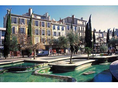 Castellane - Cours Julien