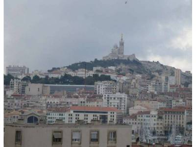 Vue sur Notre-Dame