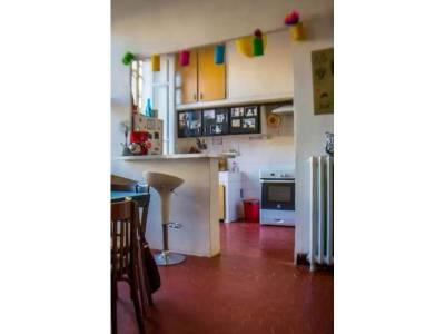 Vente appartement 3 pi ces 75m saint victor 7 me for Cuisines americaines marseille