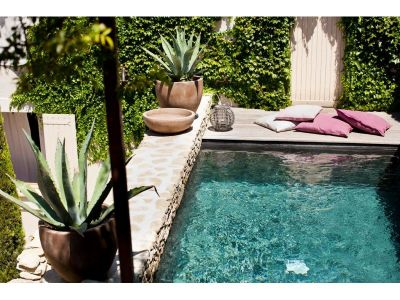 Vente maison de ville meubl e 6 pi ces 146m piscine les for Piscine 9eme