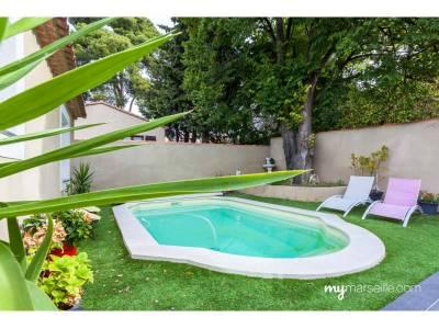 Vente villa 4 pi ces 116m piscine saint joseph 14 me - Piscine st giniez marseille ...